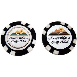 Plastic Poker Chip